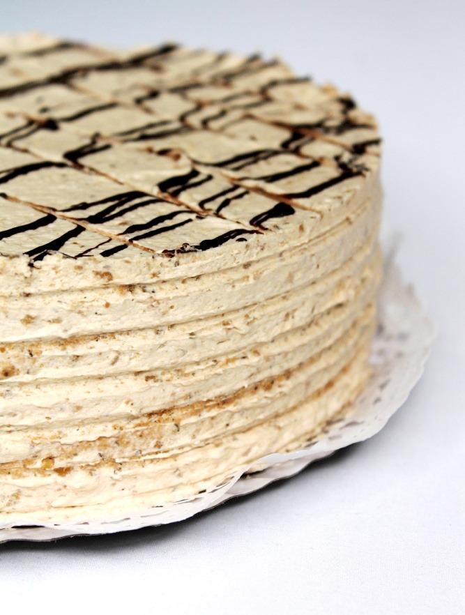 Gluténmentes, cukormentes, mindenmentes, paleo Eszterházy torta