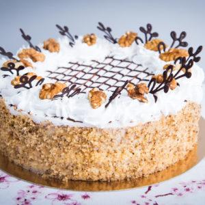 Paleo Eszterházy torta