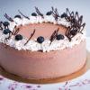 Paleo Fekete-erdő torta (Meggyvarázs torta)