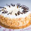 Paleo Oroszkrém torta - 20 szeletes egész torta