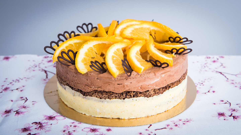 p. narancsos csoki Paleo Narancsos-csoki torta