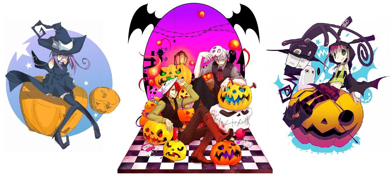 Souel Eater mesehősök Halloween