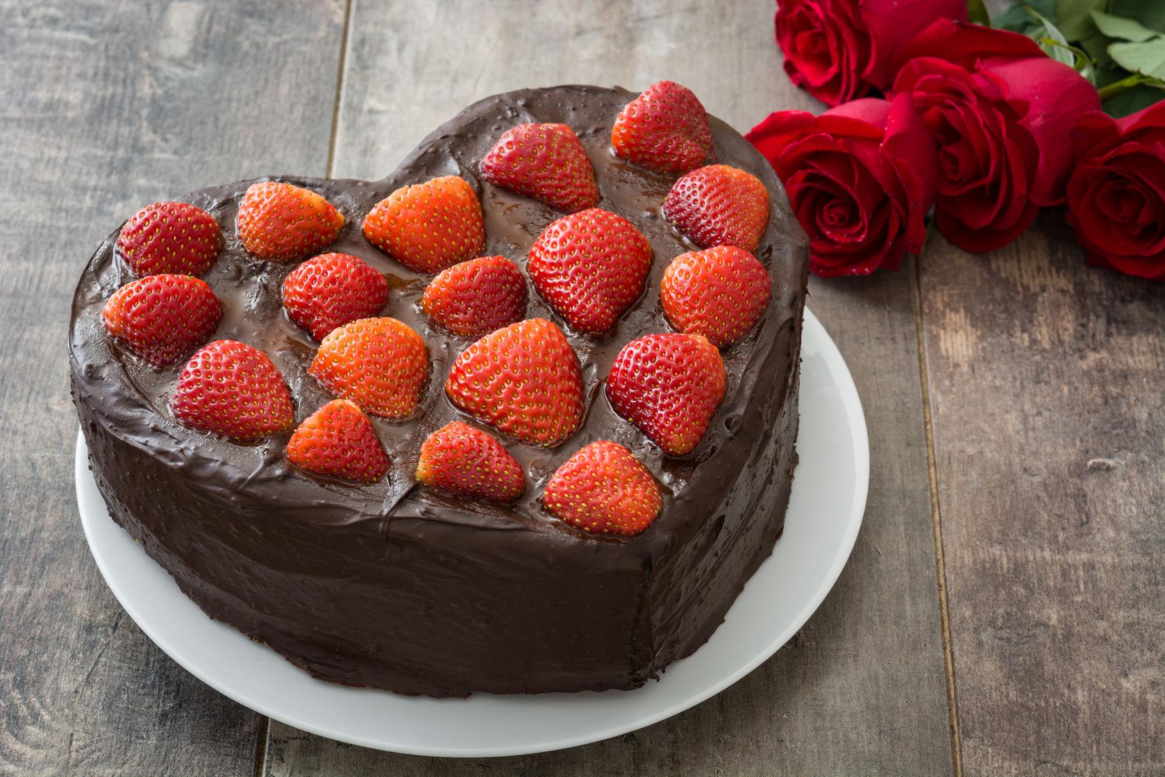 csokitorta valentin napra