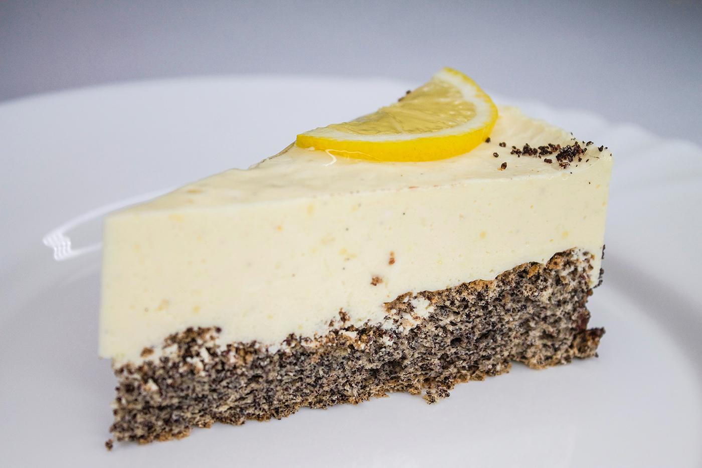 citromos mák torta Zelenák szelet