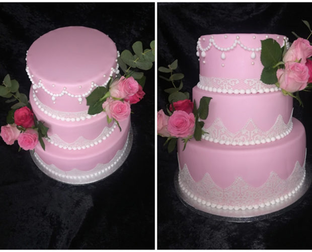 Esküvői torta - Zelenák Sütiház