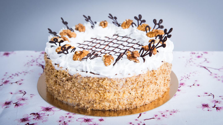 Eszterházy torta Zelenák Sütiház