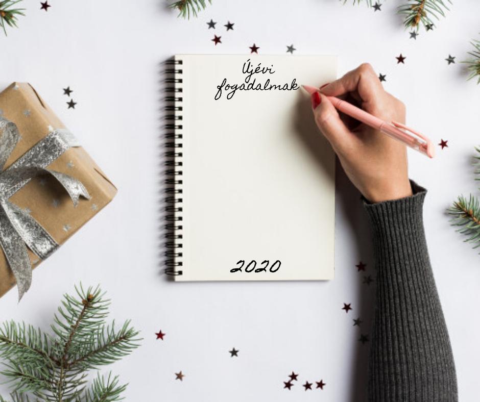 Újévi fogadalmak 2020