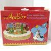 Aladdin - torta dekoráció