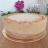 Paleo Szilvás mandulakrém torta - 20 szeletes egész torta
