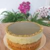 Gluténmentes Sós pisztácia torta - 12 szeletes egész torta